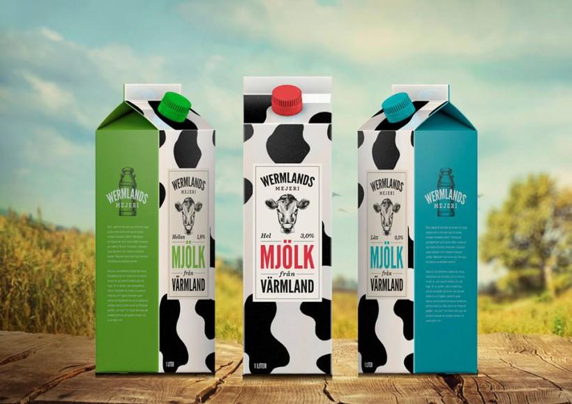 2,5 miljoner liter Värmlandsmjölk per år; Konsum Värmland har tecknat en avsiktsförklaring med Wermlands Mejeri AB!