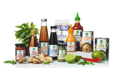 Halvvägs till Asien – Coop lanserar asiatiska produkter
