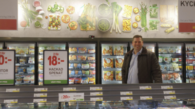 Coop Nords största miljösatsning syns inte –Mer hållbara butiker med nya köldmedier