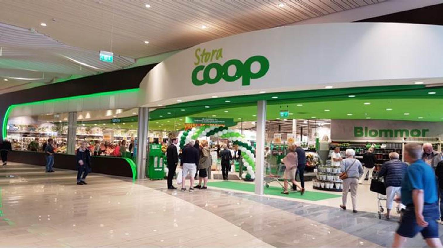 Coop satsar i Spånga – klartecken för etablering av Stora Coop