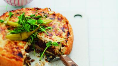 Tre av tio väljer vegetariska måltider visar nytt index