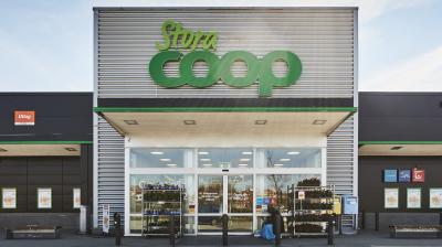 Coop etablerar ny Stora Coop i Arninge