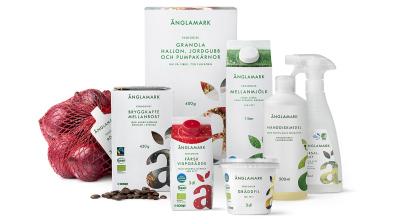 Coop och Änglamark branschledande varumärken inom hållbarhet