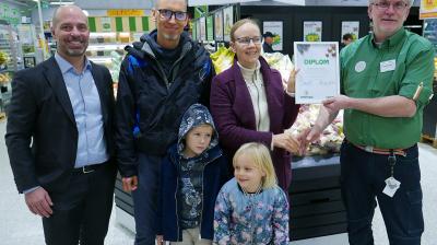 Coop Värmlands hållbaraste medlem bor i Torsby