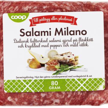 Coop Milano Salami