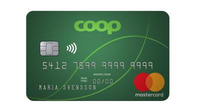 EnterCard och Coop Sverige i nytt samarbete