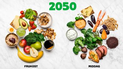 Så äter vi 2050