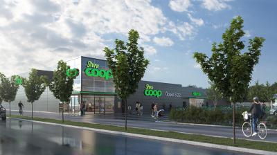 Coop gör comeback med ny stormarknad i Burlöv