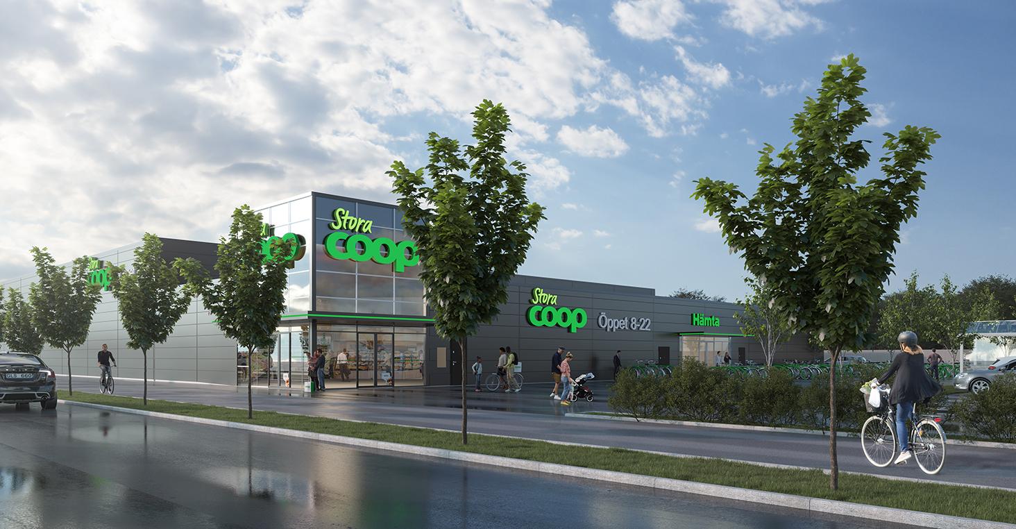 coop burlöv center