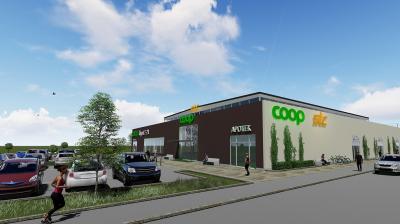Coop öppnar efterlängtad butik i Borstahusen
