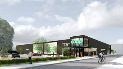 Coop öppnar ny butik i centrala Kävlinge