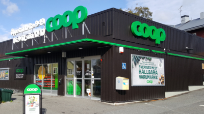 Klartecken för Coops köp av Nettos svenska butiker