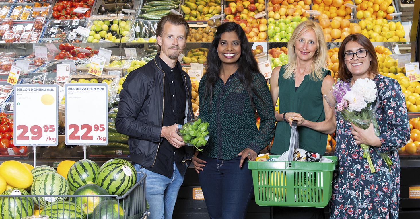 Paul Svensson vill göra Coops matsvinn till ny mat