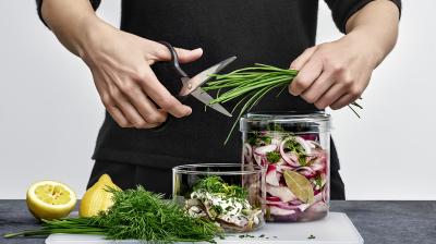 Ny undersökning – så äter vi sill