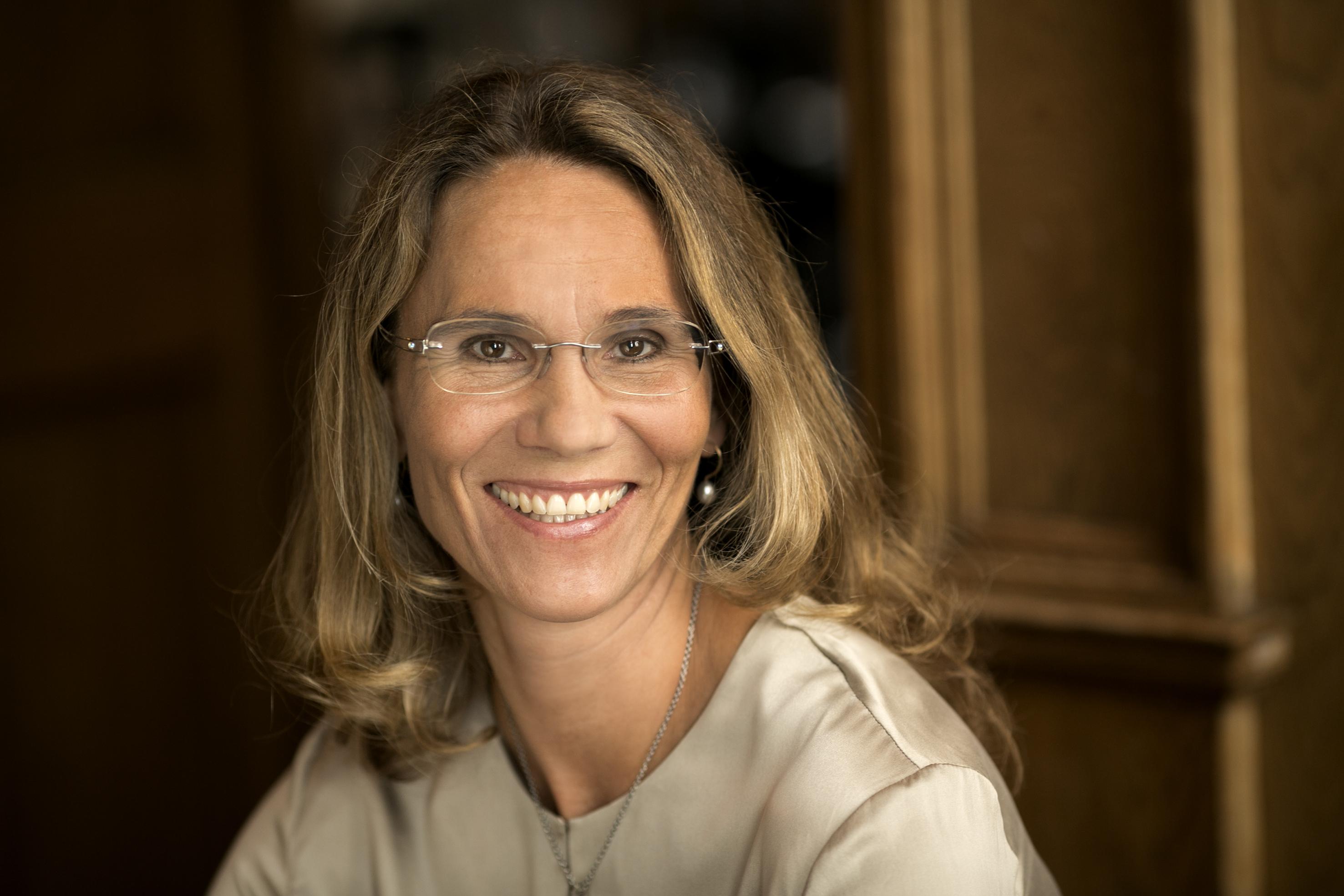 Marie Nygren, styrelseordförande