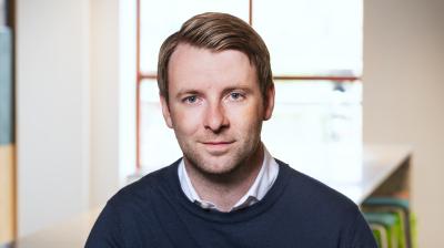 Patrik Levin ny vd för Netto i Sverige