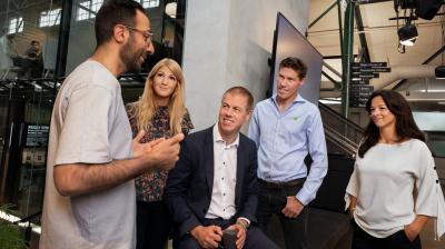 Nu startar Foodtech-acceleratorn Bloomer