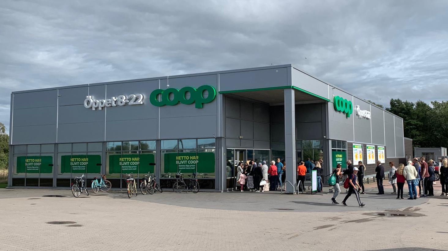 Nytt Coopbolag kommer att driva fyra Nettobutiker i östra Småland
