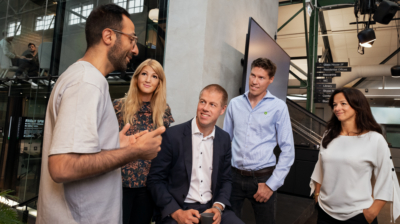 Norrsken första partner till Coops innovationsplattform