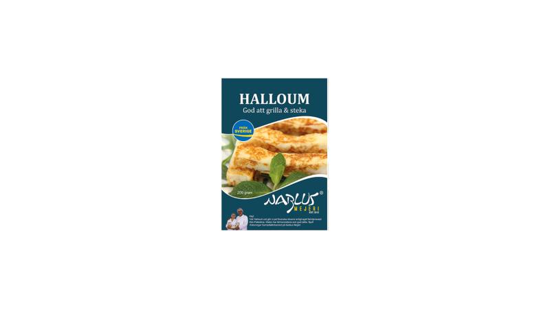 Nablus Halloum
