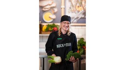Kock-Mia är Coop Värmlands hållbarhetsinspiratör