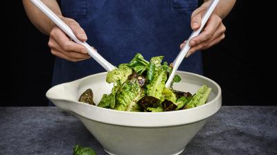 Två av tre vill ändra sina matvanor i år