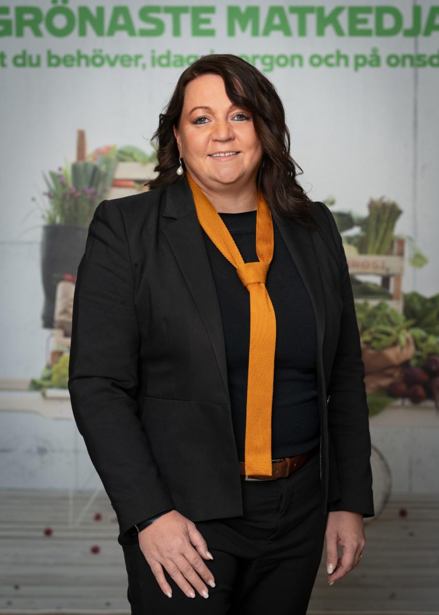 Carita Weiss, chef betalningar