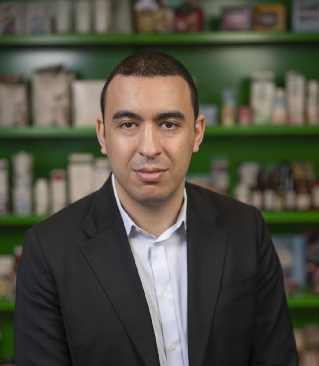 Tarik Belqaid, senior kommunikatör affärsområden