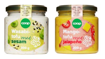 Coop lanserar nya veganska alternativ till påsk