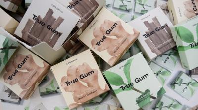 Coop säljer tuggummi utan plast