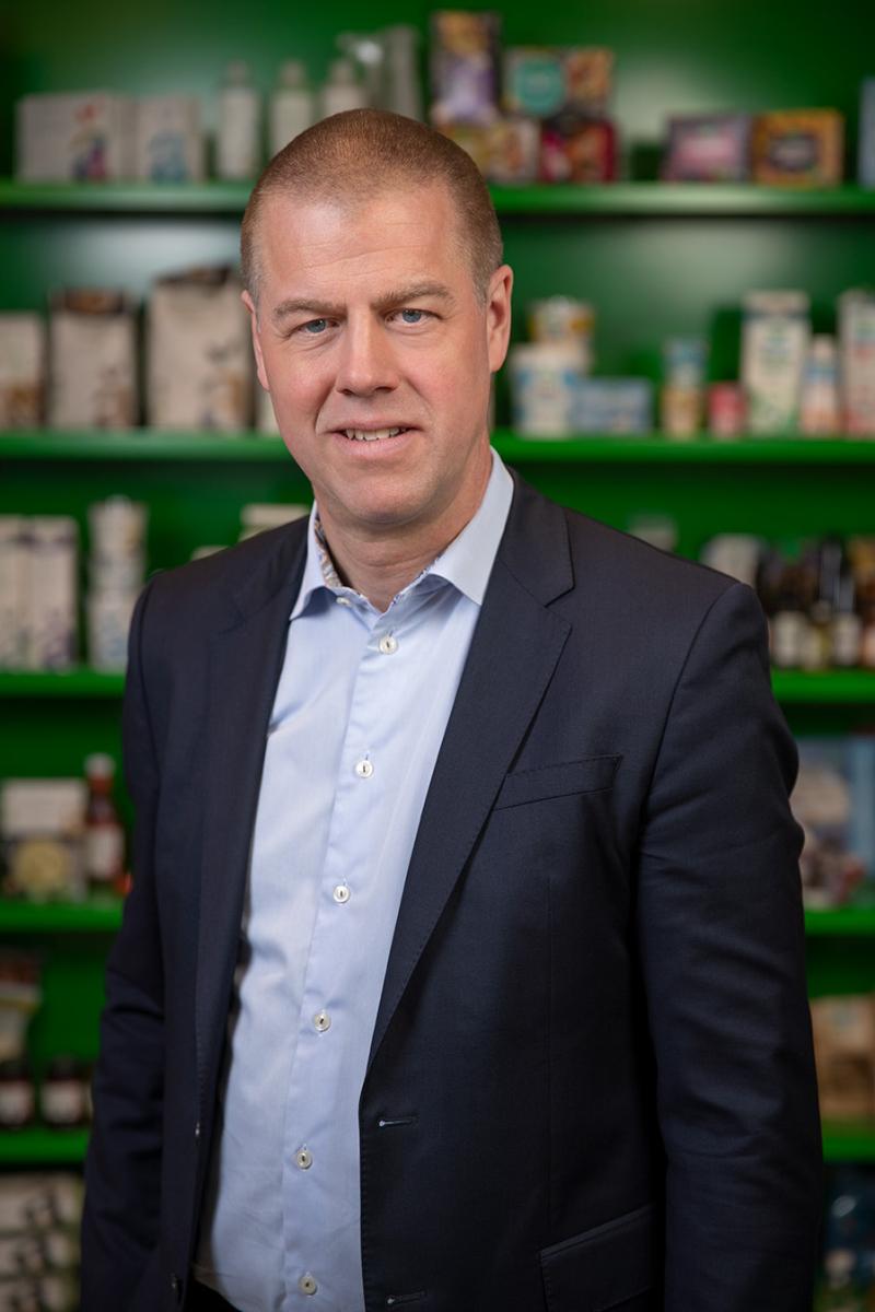 Magnus Johansson, vd Coop Sverige
