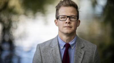 Jim Törnroth ny chef för vardagshandel på Coop Butiker & Stormarknader
