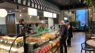Coop Hagastaden är första matbutik att nå högsta nivå i hållbarhetsguide