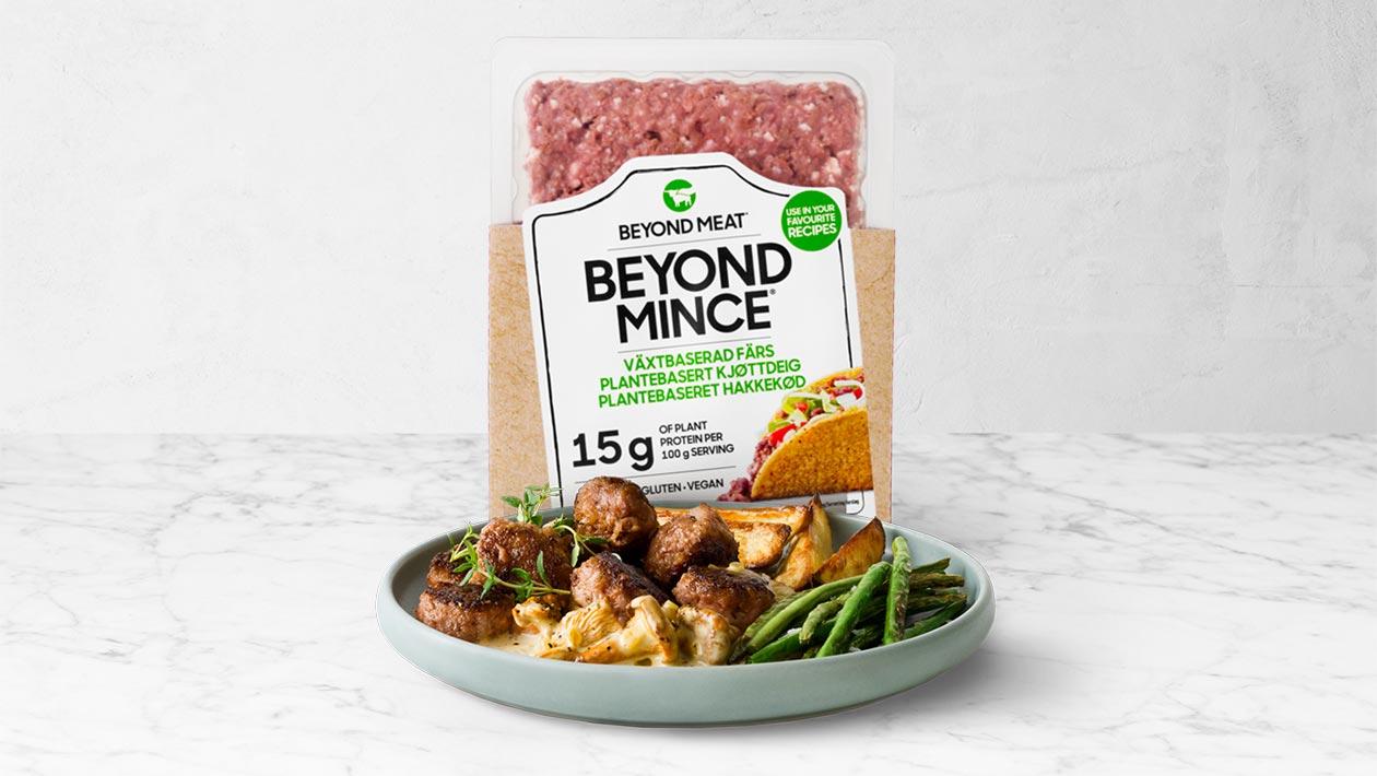 I dag lanserar Coop tillsammans med Beyond Meat® nya Beyond Mince®