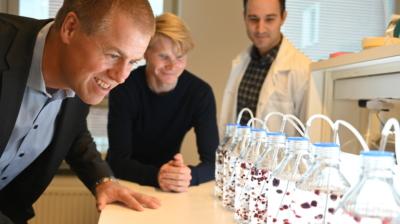 Volta Greentech och Coop i samarbete för mer klimatsmart mjölk