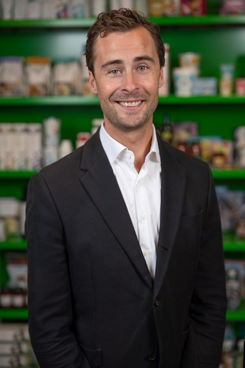 Jakob Liljedahl, AI-chef