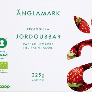 Änglamark_jordgubbar