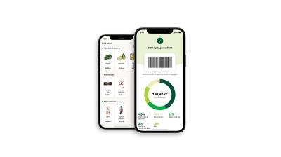 Coop lanserar digitala kvitton
