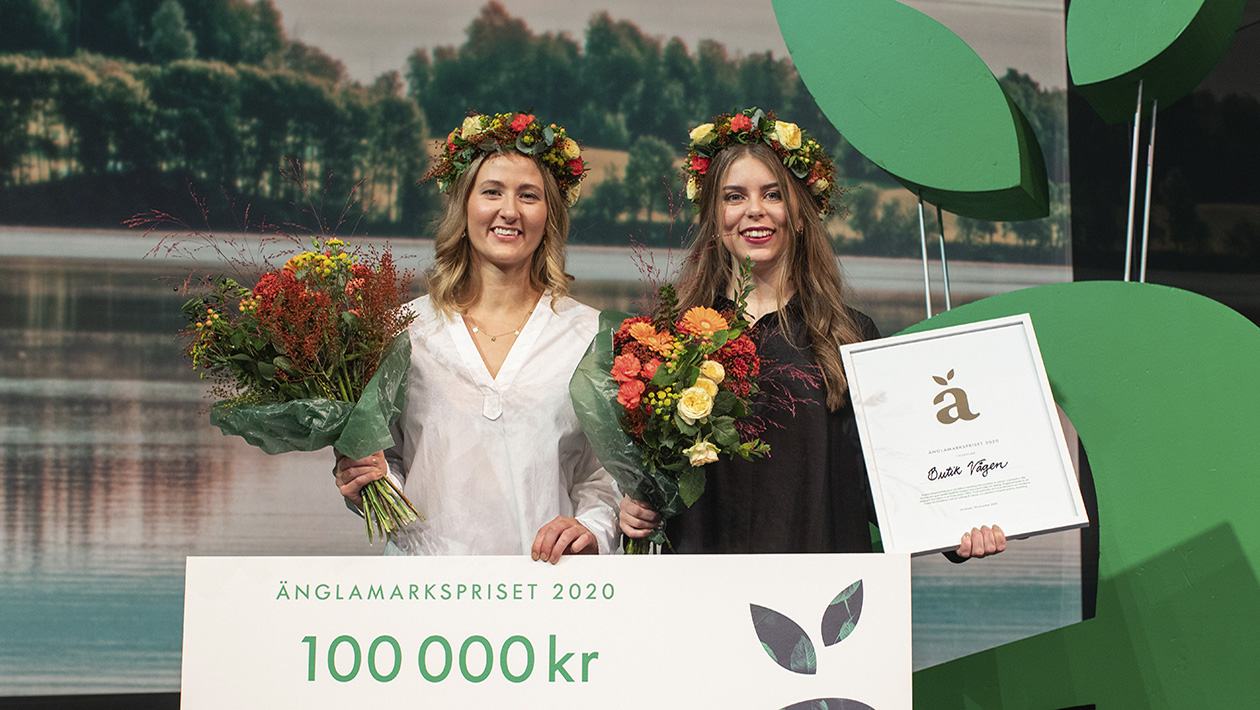 Nominera miljöhjältar till Änglamarkspriset 2021 – tidigare vinnare uppmanar unga att söka